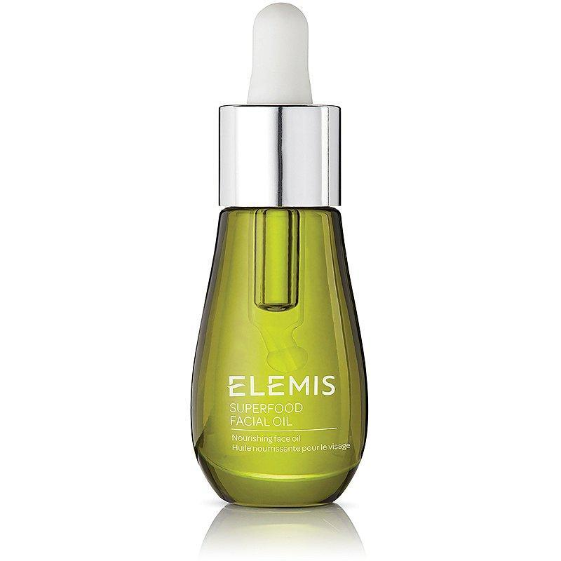 "<p>Elemis Superfood Facial Oil is like the green juice of face oils. It will leave your skin feeling healthy and beaming with a radiant glow. For that, you can thank its garden of ingredients like broccoli, flaxseed, and daikon radish that plump and smooth the skin.</p> <p><strong>$55</strong> (<a href=""https://shop-links.co/1711064028183596362"" rel=""nofollow noopener"" target=""_blank"" data-ylk=""slk:Shop Now"" class=""link rapid-noclick-resp"">Shop Now</a>)</p>"