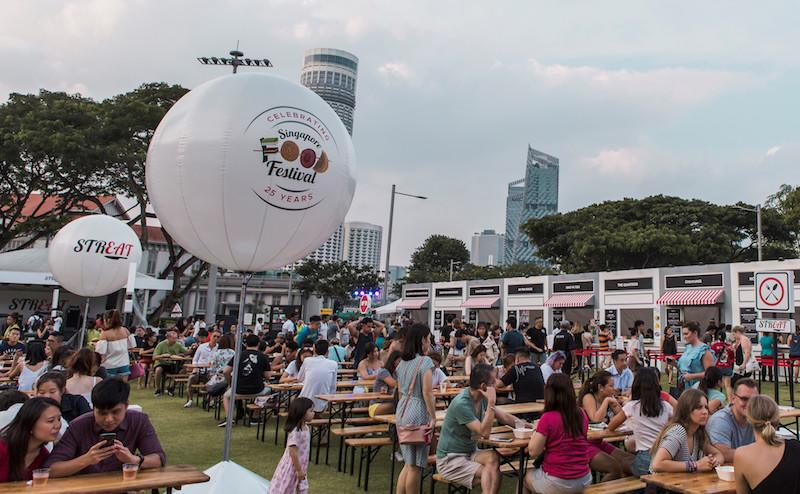 The 2018 edition. Photo: Singapore Food Festival