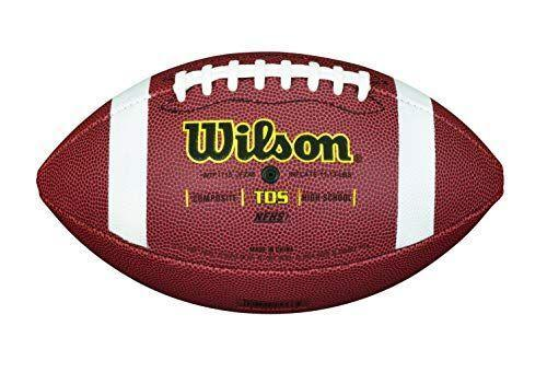 "<p><strong>Wilson</strong></p><p>amazon.com</p><p><strong>$43.00</strong></p><p><a href=""https://www.amazon.com/dp/B0009KF4SE?tag=syn-yahoo-20&ascsubtag=%5Bartid%7C10050.g.29775459%5Bsrc%7Cyahoo-us"" rel=""nofollow noopener"" target=""_blank"" data-ylk=""slk:Shop Now"" class=""link rapid-noclick-resp"">Shop Now</a></p><p>Get him off the screen and in the front yard running routes himself. </p>"