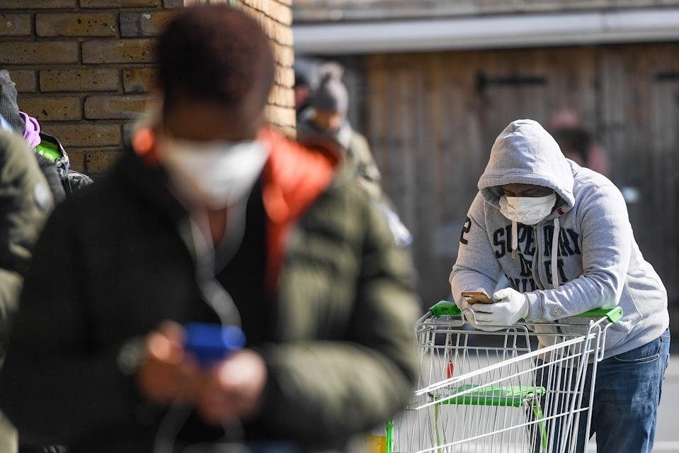 The new measures are the latest attempt by the government to return life to normal while also attempting to control the virus.(Getty)