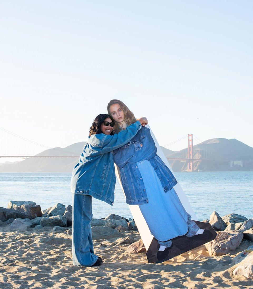 Ganni x Levi's Collection at Nordstrom