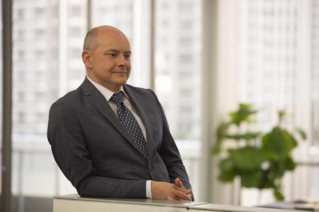 Rob Corddry in Season 3 of <em>Ballers.</em> (Photo: Jeff Daly/HBO)