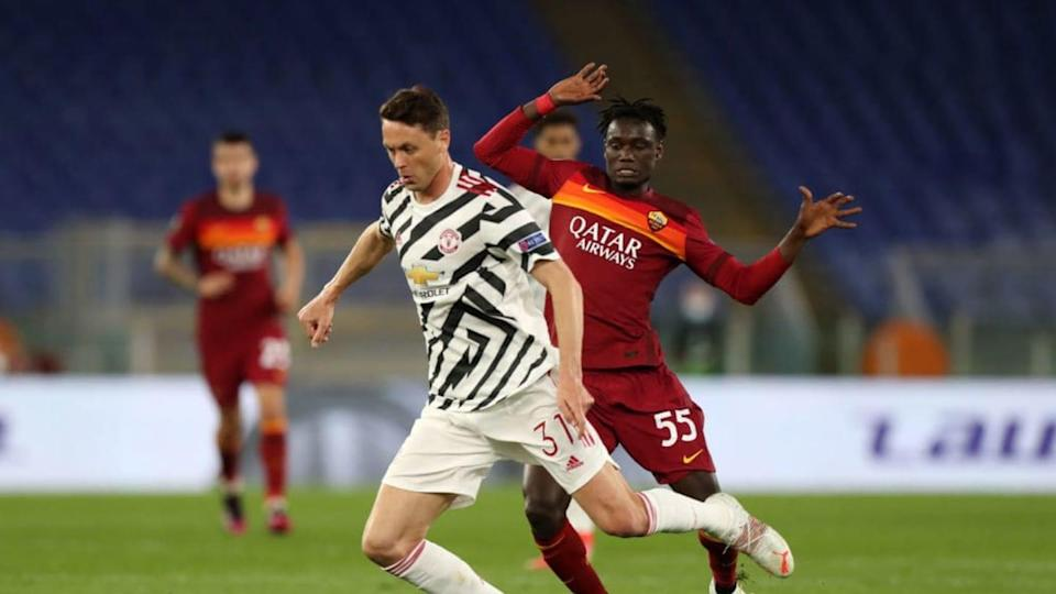 Matic e Darboe   Paolo Bruno/Getty Images