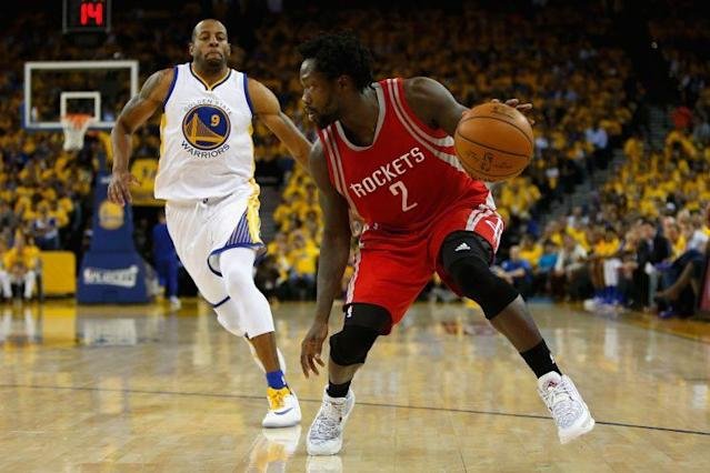 Patrick Beverley has played four seasons with the Rockets. (Getty Images)