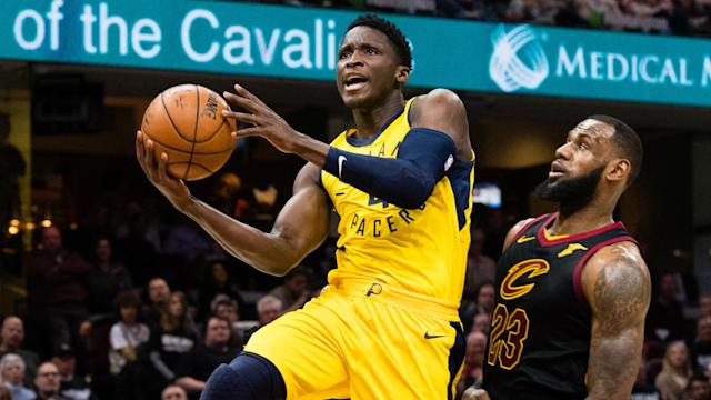 The NBA confirmed referees missed two crucial calls late in the Cleveland Cavaliers' win over the Indiana Pacers.