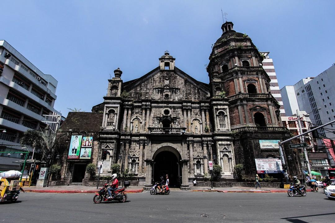 Visita Iglesia: Churches to see in Metro Manila