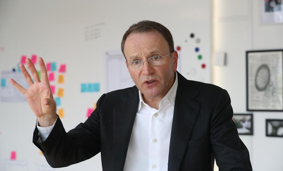 Mark Schneider has served as CEO of Nestle since 2017. Photo: Reuters