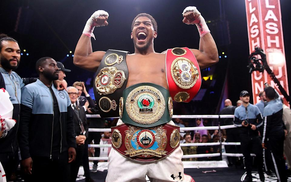 Anthony Joshua vs Oleksandr Usyk: what time is the fight tomorrow, TV channel, latest odds and our prediction - PA