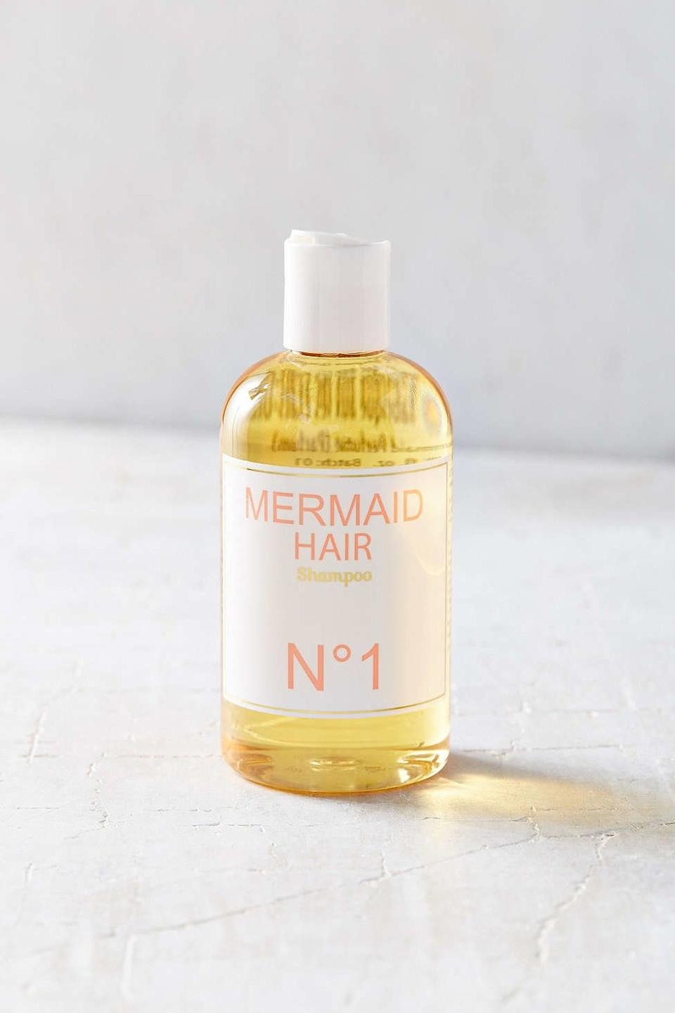 """Mermaid Shampoo, $35, <a href=""""http://www.urbanoutfitters.com/urban/catalog/productdetail.jsp?id=30288096&category=SEARCH+RESULTS"""" target=""""_blank"""">Urban Outfitters</a>"""