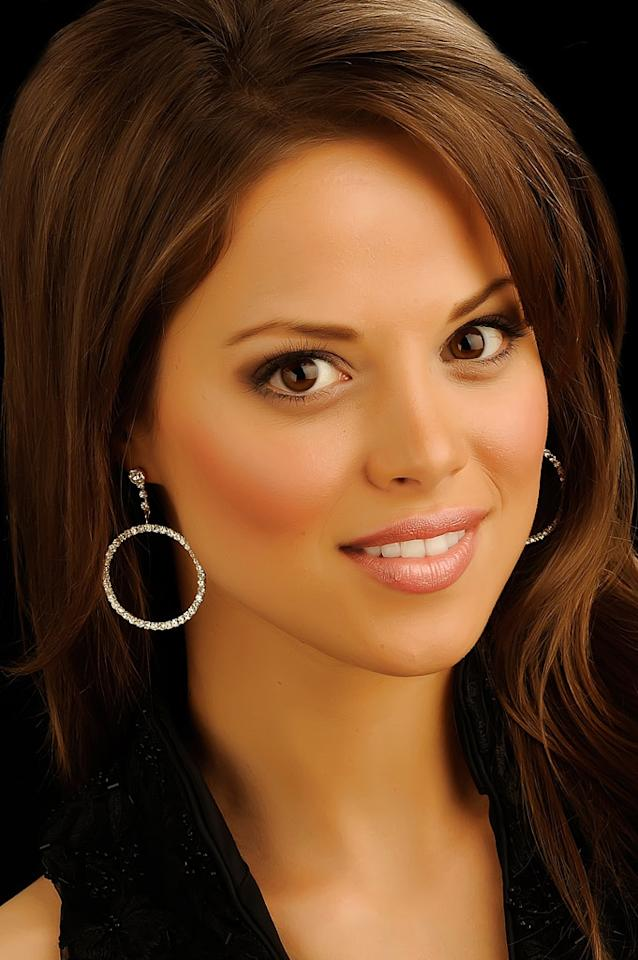 """Miss Indiana, Katie Stam, is a contestant in the <a href=""""/miss-america-countdown-to-the-crown/show/44013"""">Miss America 2009 Pageant</a>."""