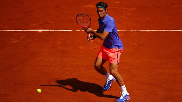 "Discussing whether he will return for the French Open, Roger Federer said: ""I will have to see how I feel when I get on the clay."""