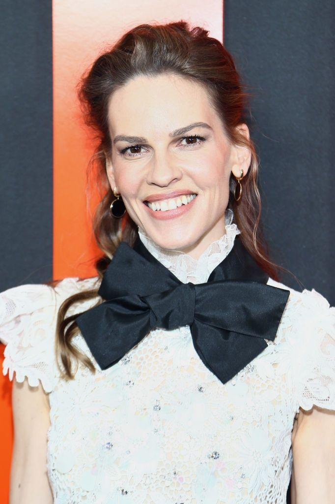 <p>Hilary Swank has won two Academy Awards, two Golden Globes, two Critic's Choice Awards, and more. Talk about Leos making a good impression, ya know?</p><p><strong>Birthday:</strong> July 30, 1974 </p>