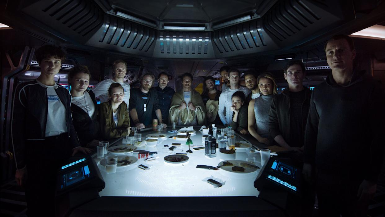 Directed by Ridley Scott &amp;bull; Written by Dante Harper and John Logan<br><br>Starring Katherine Waterston, Michael Fassbender, Billy Crudup, Carmen Ejogo, Danny McBride and&amp;nbsp;Demi&amp;aacute;n Bichir<br><br><strong>What to expect:&amp;nbsp;</strong>The 2012 prequel &quot;Prometheus&quot; marked Ridley Scott's return to the &quot;Alien&quot; franchise, 33 years after he made the near-perfect original. &quot;Alien: Covenant&quot; picks up 10 years after the events of &quot;Prometheus,&quot; with a colony ship headed to a remote planet where a life-threatening lone&amp;nbsp;inhabitant is found.<br><br><i><span>Watch the trailer</span>.</i>