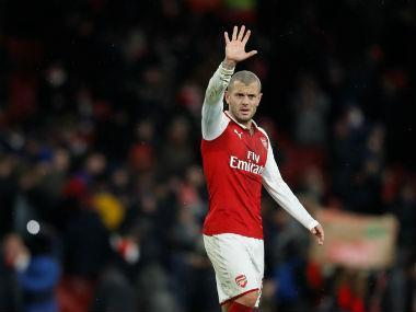 Arsenal midfielder Jack Wilshere said on Tuesday that he was leaving the Premier League club after 17 years, while the north London side earlier announced that Bayer Leverkusen goalkeeper Bernd Leno was moving to north London.