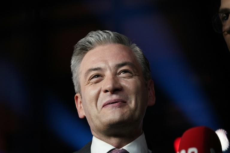 Biedron, 44, will face  incumbent right-wing President Andrzej Duda