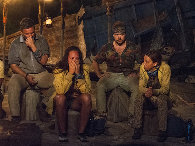 'Survivor' Contestant Outed As Transgender On Show