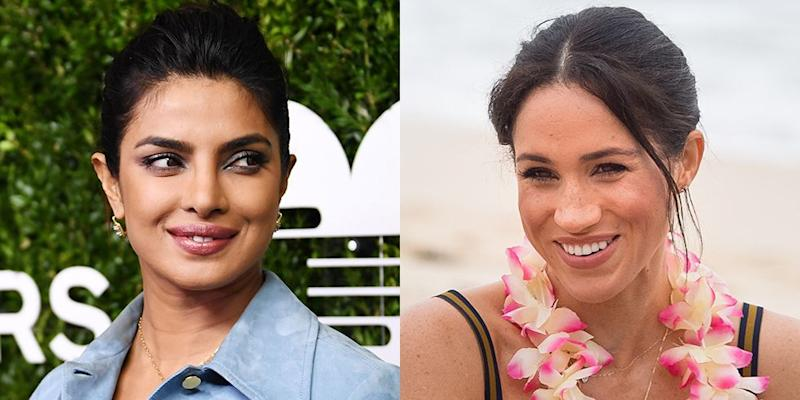 Priyanka Chopra 'really excited' for pregnant pal Meghan, Duchess of Sussex