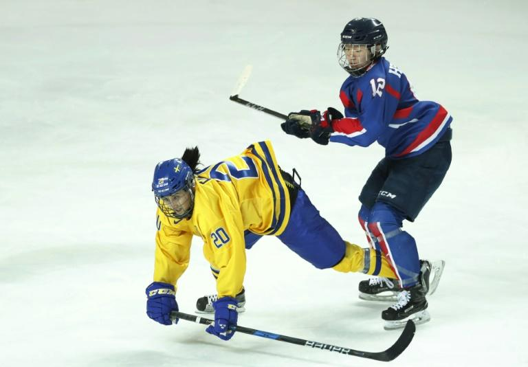 The two Koreas have already formed a joint ice hokey team for the Winter Olympics