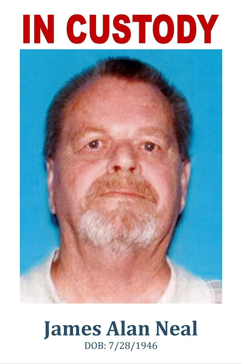 James Alan Neal, 72, has been arrested for the murder of 11-year-old Linda O'Keefe. (Newport Beach Police)