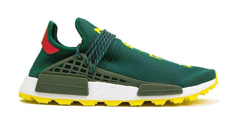 designer fashion ede12 48818 This Pharrell N.E.R.D x Adidas NMD Sneaker Is Already Reselling for More  Than 2,000