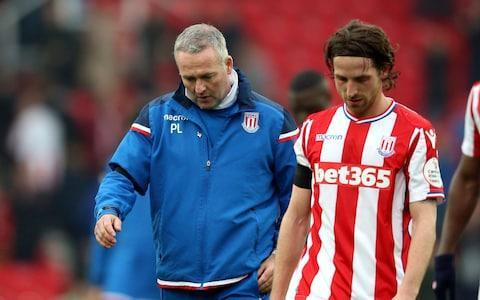 "Paul Lambert has claimed saving Stoke from Premier League relegation will be his greatest escapology act in management. Lambert is facing a huge battle to prevent Stoke's ten-year existence as a top-flight club from ending, with the club still marooned in the bottom three. The Scot has never suffered the drop before, guiding Norwich to safety in the 2011-12 season while he also managed to save Aston Villa twice during a turbulent period. He was only in the relegation zone once at Villa, before he was sacked days after a 2-0 defeat at Hull City in February 2015. But Lambert's latest survival mission is undoubtedly his most difficult yet after he was parachuted into the job in mid-January. ""I came here with only 15 games to go. I've never seen a table like this, with so many teams still in trouble, and it could go to the final day,"" he said. ""This would be a bigger achievement than keeping Villa up two seasons running. We're at a stage where we need wins now, a million per cent, but I'd rather be going into games playing the way we are, knowing that we've got a chance. ""If I was sitting here thinking 'what are we going to do and how are we going to play', there would be a problem. ""The level of our performances has been good, even away from home, and if the players continue to have the same belief we have a chance."" Lambert heaped praise on Joe Allen Credit: PA Stoke's season has recently suffered due to a number of incidents surrounding discipline, with Saido Berahino, Jese Rodriguez, Ibrahim Afellay and Erik Pieters all falling foul of Lambert. But Lambert insists experienced professionals such as Joe Allen – a target for West Ham in the last two transfer windows – can help guide Stoke to safety. ""The biggest compliment I can give Joe Allen is that he does it every week. His consistency levels are incredibly high and he's a manager's dream because he never gives you an ounce of problem,"" he said. ""You know exactly what you're going to get in training and in games. He's got a good habit of arriving on time and he's been absolutely brilliant."""