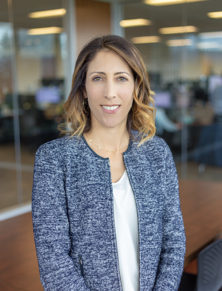 Jill Hitchcock, a senior executive vice president at Fisher Investments, offers her advice on what families should do during these uncertain times. (Photo credit: Jill Hitchcock)
