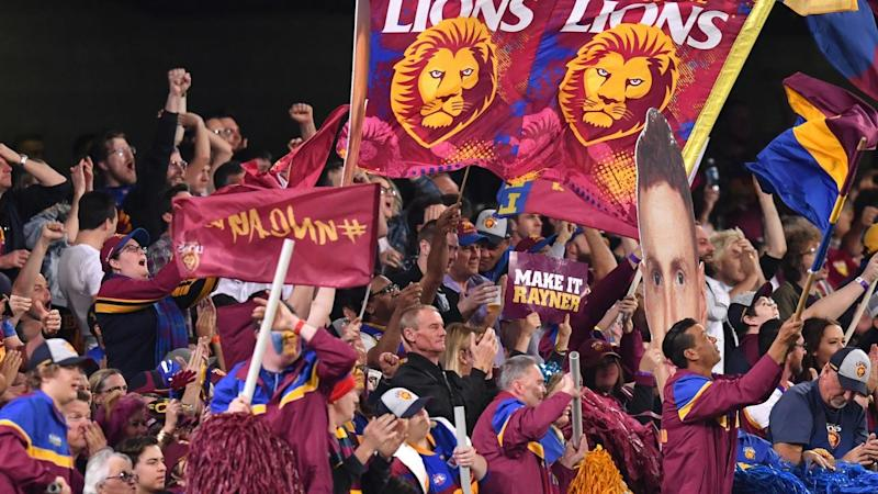 The Queensland government will not allow fans to attend AFL matches in the state this weekend