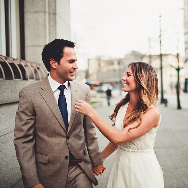 Renee from 'The Bachelor' marries longtime pal