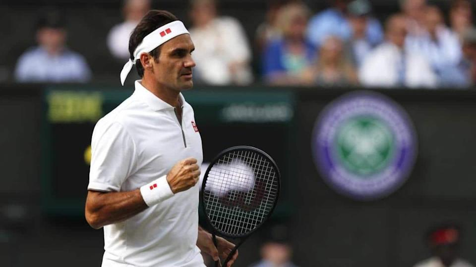 2021 Wimbledon: A look at Roger Federer in numbers