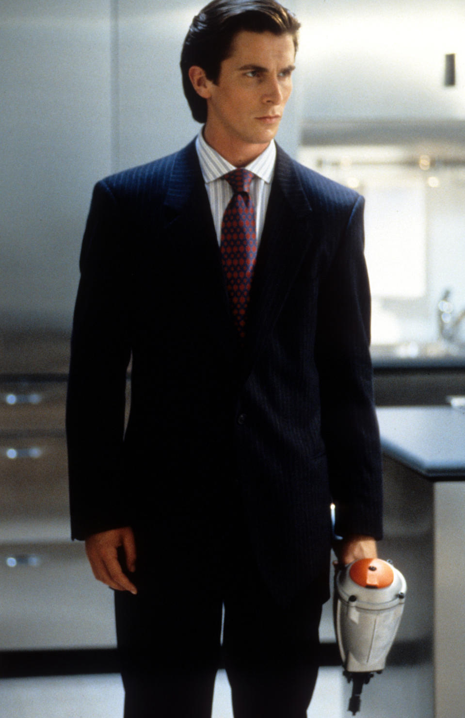 Bale in a scene from the 2000 film. (Photo: Lionsgate/Getty Images)