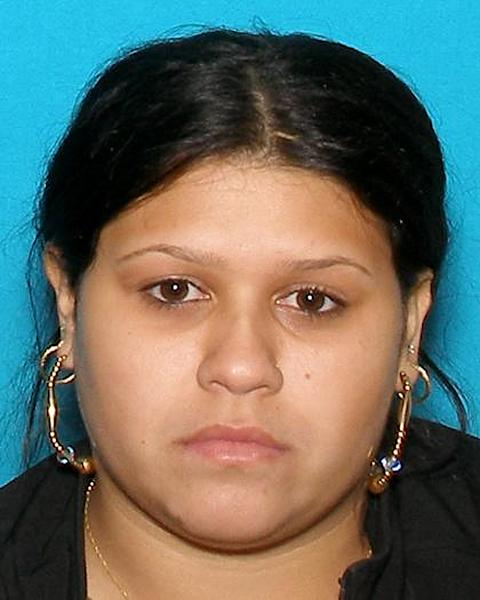 In this Monday, Aug 21, 2012 photo provided by the Dover Police Department, Estefania Myers, 21, is shown. Dover police have arrested Myers and two other day care workers they say encouraged 3-year-olds to fight each other. All three are each charged with second-degree assault, endangering the welfare of a child and other offenses. (AP Photo/Dover Police Department)