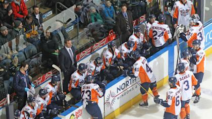 The last time the Flint Firebirds pulled this stunt, all 24 players staged a boycott from the team until the coach was reinstated.