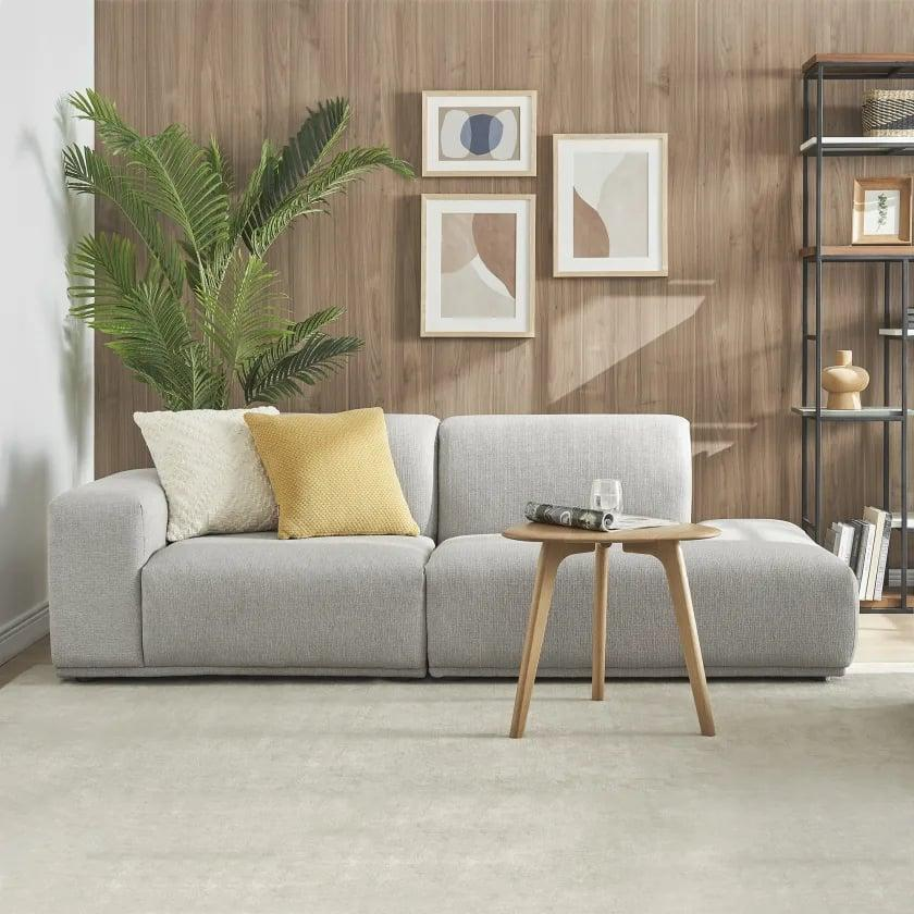 """<p>If you're in the market for a cool sofa that's also stylish, then get the <span>Castlery Todd Side Chaise Sofa</span> ($1,439, originally $1,599). Plus, it's <a href=""""https://www.popsugar.com/home/castlery-todd-sofa-editor-review-48149839"""" class=""""link rapid-noclick-resp"""" rel=""""nofollow noopener"""" target=""""_blank"""" data-ylk=""""slk:an editor-favorite"""">an editor-favorite</a>, so how can you say no?</p>"""