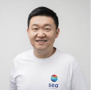 Founder of Sea Limited Forrest Li. Photo: Sea Limited