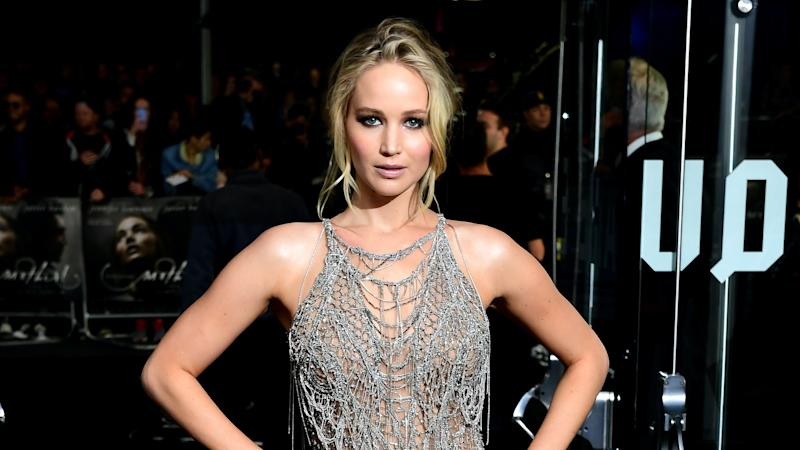 Jennifer Lawrence celebrates with 'party for one' after Biden win