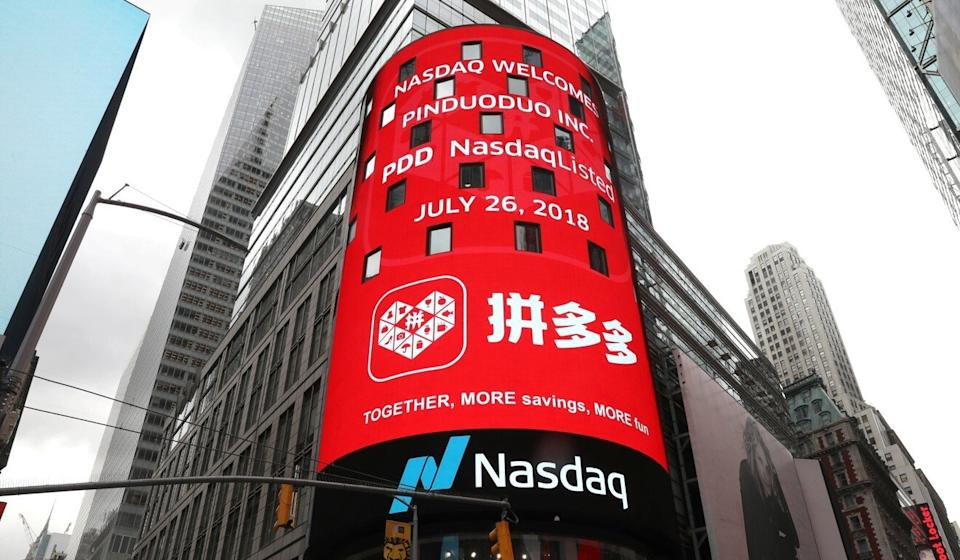 Since its debut on Nasdaq three years ago, Pinduoduo has garnered over 731 million active buyers and has become one of China's largest e-commerce firms. Photo: Reuters