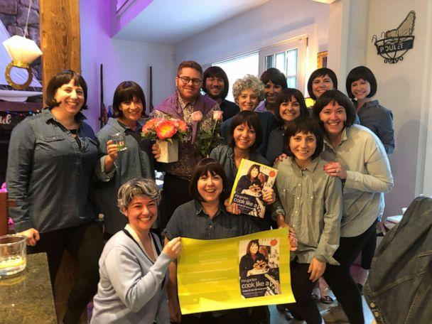 PHOTO: Friends of a woman who loves the barefoot Contessa threw her an Ina Garten-themed bachelorette party. (Meredith Sciacca )