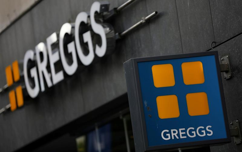 Greggs will return to no longer having a presence in Cornwall - REUTERS