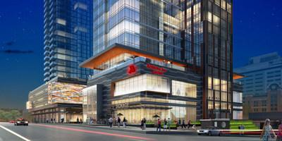 Residence Inn Calgary Downtown/Beltline District, the largest property in the brand's global portfolio.