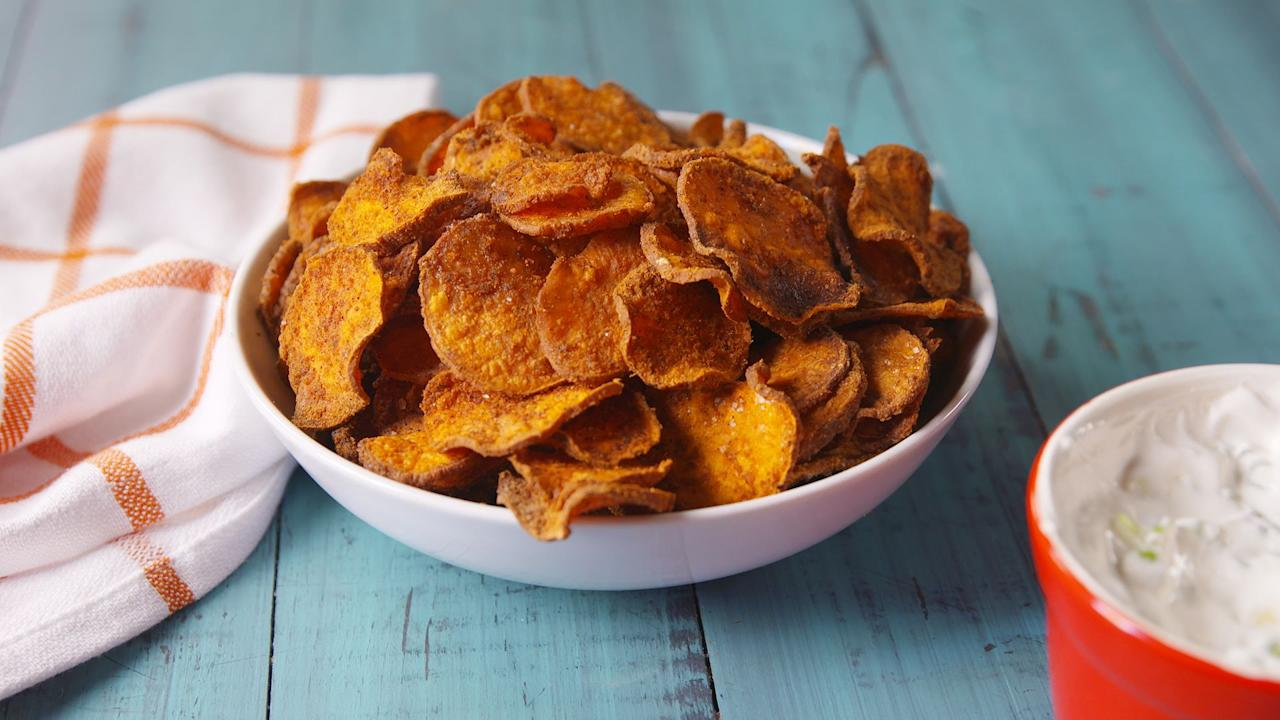 <p>Don't give up your favorite snack, just snack smarter.</p>