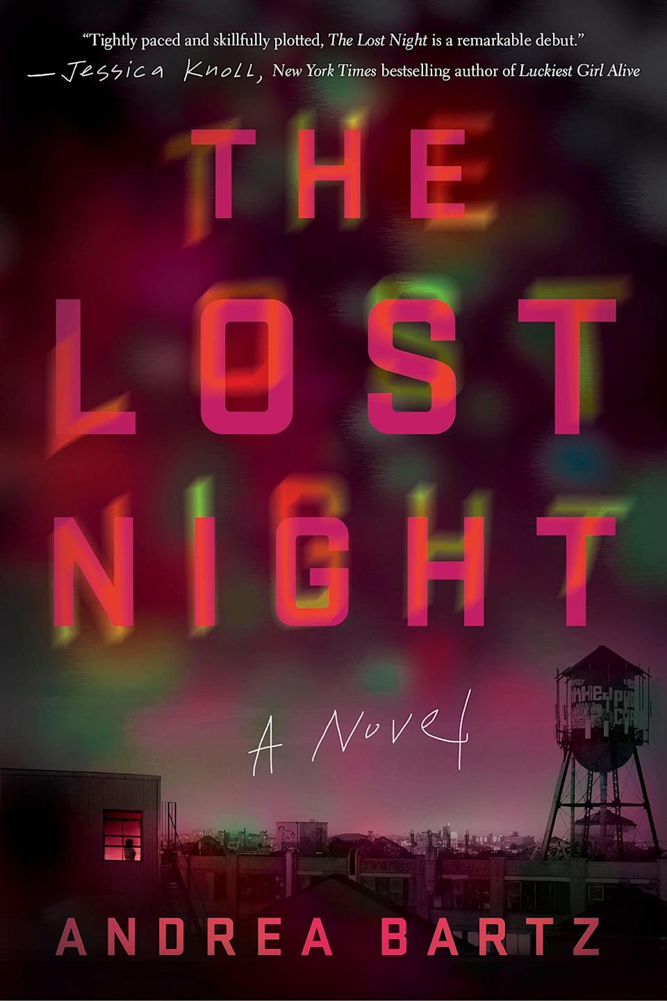If you couldn't get enough of TBS's <em>Search Party,</em> or more recently Netflix's <em>Russian Doll,</em> pick up a copy of <em>The Lost Night.</em> Much like these two shows, this book also centers on a young woman posing as an amateur detective to solve a murder. Back in 2009 the novel's protagonist, Lindsay, partied with her friends and the queen bee of their group, Edie. After a long night of binge drinking, Lindsay woke up to find Edie dead of an apparent suicide. Now, a decade later, Lindsay discovers new evidence that could prove that Edie was murdered—and that Lindsay might have been involved. The rest of this haunting debut follows Lindsay as she tries to piece together what really happened on that awful, forgotten night.