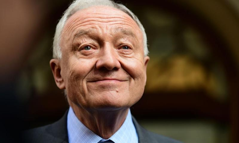 Ken Livingstone, suspended from Labour for claiming that Hitler supported Zionism