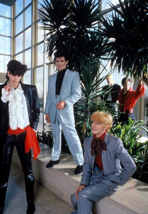 Duran Duran circa 1981. (Photo: Getty Images)