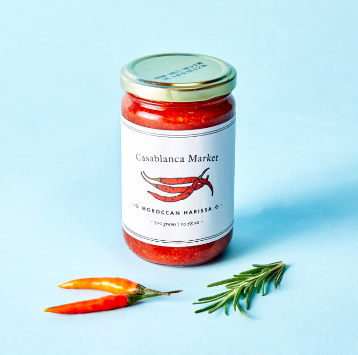"""<h2>Casablanca Market Morccan Harissa<br></h2><br>GlobeIn is one of our favorite resources for thoughtful gifting — the e-tailer sources artisan products from all around the world, and offers both a-la-carte shopping and <a href=""""https://globein.com/box"""" rel=""""nofollow noopener"""" target=""""_blank"""" data-ylk=""""slk:monthly subscription boxes"""" class=""""link rapid-noclick-resp"""">monthly subscription boxes</a> containing the best of their global, handmade finds. We know your mom will love integrating this smoky, spicy harissa into all of her meals — and you probably won't mind finding this in the pantry the next time you pay your 'rents a visit.<br><br><em>Shop <strong><a href=""""https://shop.globein.com/"""" rel=""""nofollow noopener"""" target=""""_blank"""" data-ylk=""""slk:GlobeIn"""" class=""""link rapid-noclick-resp"""">GlobeIn</a></strong></em><br><br><strong>Casablanca Market</strong> Moroccan Harissa, $, available at <a href=""""https://go.skimresources.com/?id=30283X879131&url=https%3A%2F%2Fshop.globein.com%2Fcollections%2Fmothers-day21%2Fproducts%2Fmoroccan-harissa"""" rel=""""nofollow noopener"""" target=""""_blank"""" data-ylk=""""slk:GlobeIn"""" class=""""link rapid-noclick-resp"""">GlobeIn</a>"""
