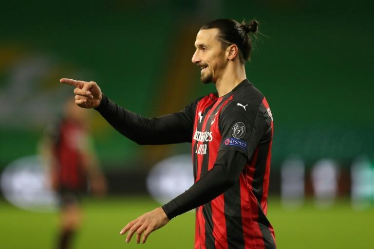 AC Milan's Zlatan Ibrahimovic has advised supporters to 'use your head, respect the rules' over social distancing and masks