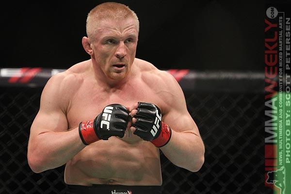 Penn loses to Siver by majority decision on UFC Fight Night card