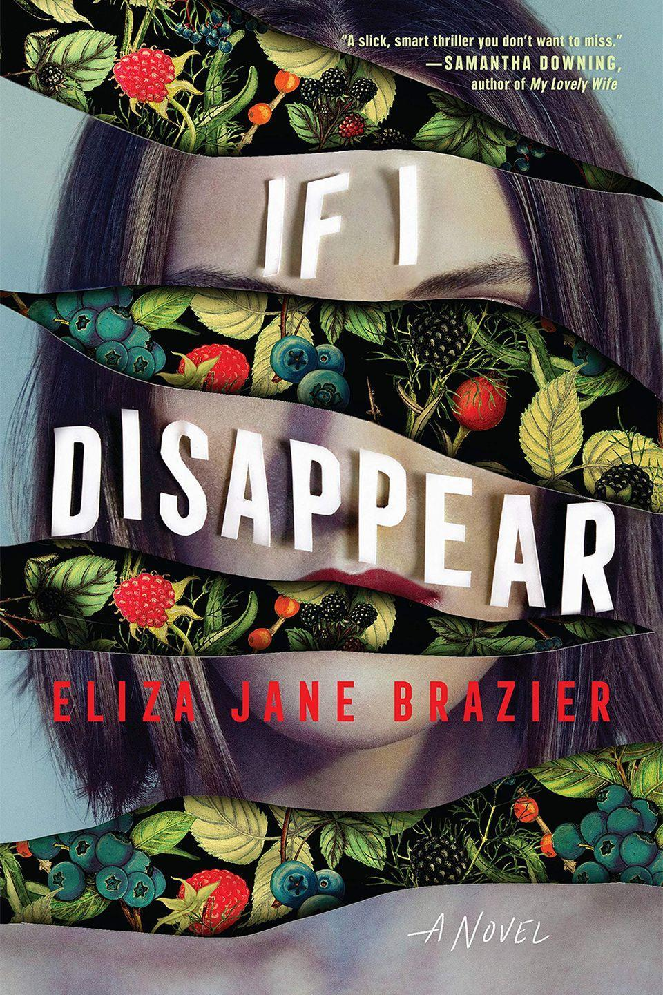"""<p>After a miscarriage and a divorce, Sera is all alone in the world, with only the podcast <em>Murder, She Spoke</em> for company. She listens to it so obsessively that she's started to think of its host, Rachel Bard, as her closest—and maybe only—friend. So, when Rachel suddenly goes missing, Sera takes it upon herself to find her. An eerie, twisted thriller sure to shake up the most seasoned true crime die-hard, <em>If I Disappear</em> marks Eliza Jane Brazier as one to watch. (We're already eagerly anticipating her second novel, <em>Good Rich People</em>, out in January of 2022.)</p><p><a class=""""link rapid-noclick-resp"""" href=""""https://www.amazon.com/If-Disappear-Eliza-Jane-Brazier/dp/0593198220/ref=sr_1_1?dchild=1&keywords=If+I+Disappear&qid=1633017556&s=books&sr=1-1&tag=syn-yahoo-20&ascsubtag=%5Bartid%7C10056.g.37805016%5Bsrc%7Cyahoo-us"""" rel=""""nofollow noopener"""" target=""""_blank"""" data-ylk=""""slk:BUY NOW"""">BUY NOW</a></p>"""