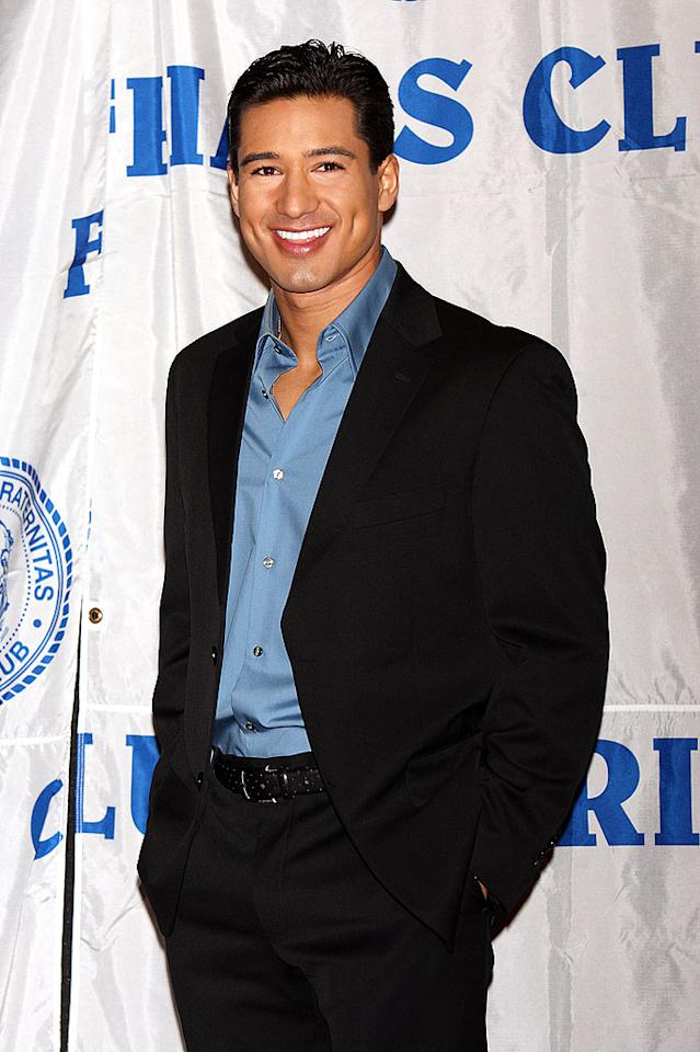 """15. Mario Lopez Scott Gries/<a href=""""http://www.gettyimages.com/"""" target=""""new"""">GettyImages.com</a> - October 24, 2008"""