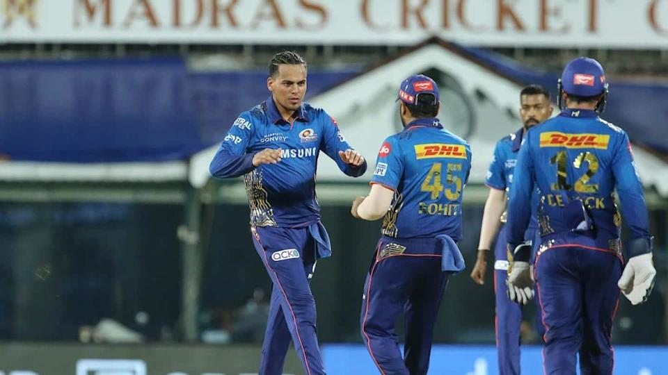 IPL 2021, MI beat KKR: List of records broken