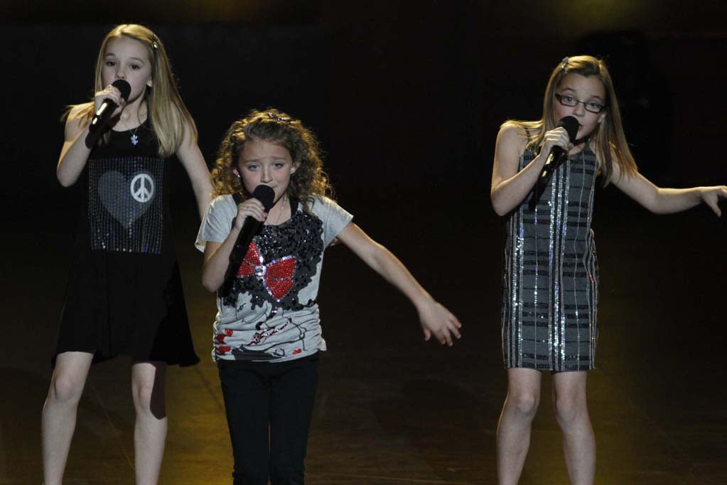 """Avery and the Calico Hearts (singing trio) is one of the Top 48 acts on Season 6 of """"America's Got Talent."""""""